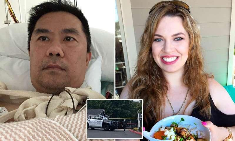 恒达官网美国华裔男子遭前妻买凶杀人 身中9枪后大难不死(图1)