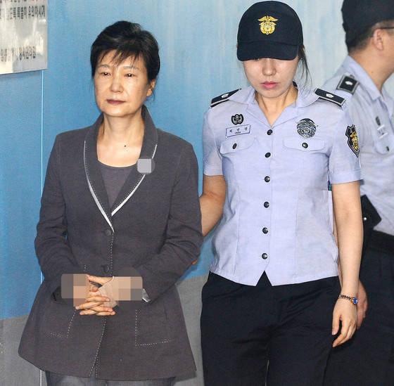朴槿惠在狱中发出《致国民书》被举报,韩国检方回应