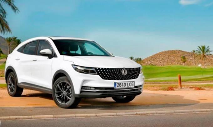 东风风光ix5在西班牙卖1.5T发动机/价格贵一倍