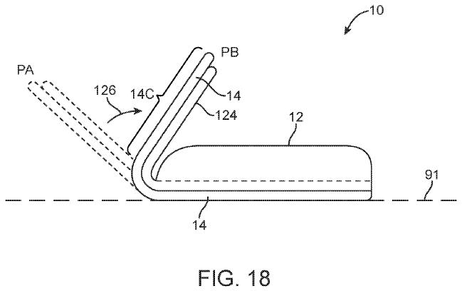 苹果可折叠 iPhone 专利:Z Flip 式对折设计