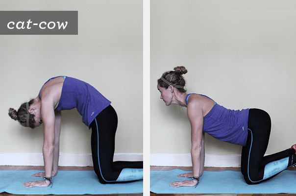 瑜伽也能让你拥有腹肌、人鱼线!