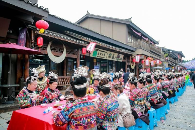 中国丹寨非遗周开幕,搭建文旅融合新平台