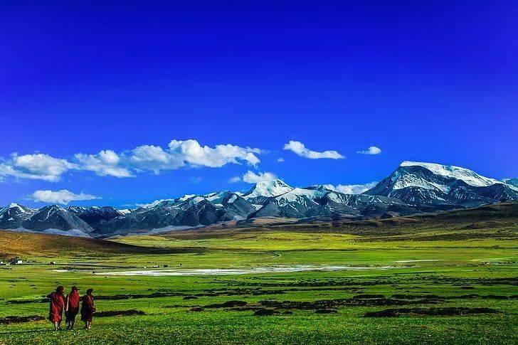 """西藏里的""""小江南"""",每一处都是人间仙境"""