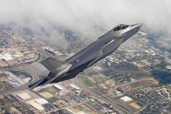 韩媒:韩国本土已有24架F-35A,明年将完成首批40架部署