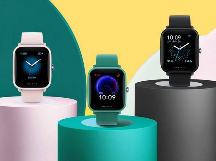华米发布 Amazfit Pop 智能手表