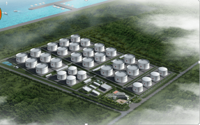 上海破产法庭:海南华信石油基地有限公司招募意向投资人