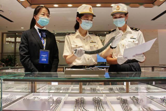 深圳海关起动珠宝饰品保税区管控方式改革创新示范点