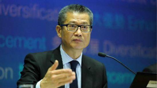 香港特区财政司司长:内地经济持续好转有助香港经济恢复生气