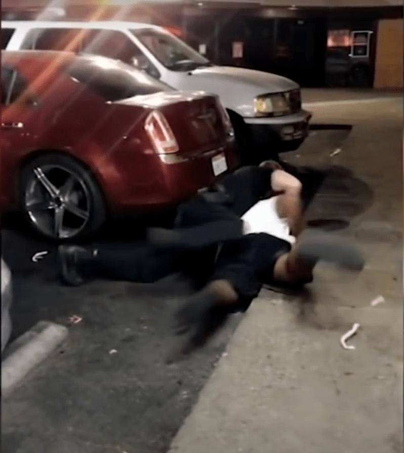 美国加州黑人男子被警察连开四枪身亡!再度引发当地抗议活动