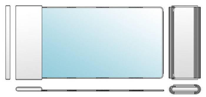 TCL卷轴式柔性屏原型机曝光 屏幕可伸展至6.7英寸
