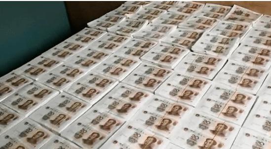 打印机伪造货币!涉案75万余元!达州两男子分获14年和8年徒刑