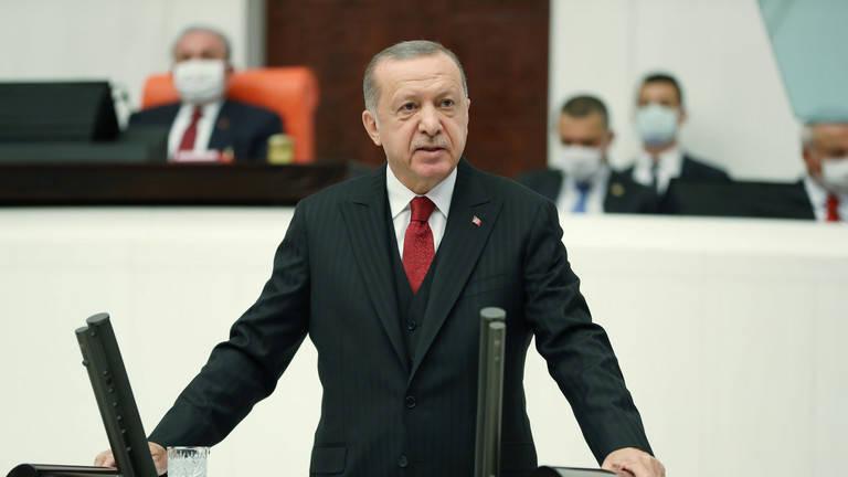 """荷兰议员被埃尔多安起诉,罪名是""""侮辱土耳其总统"""""""