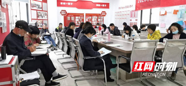 长沙陈家湖社区开展爱国主义教育微宣讲活动