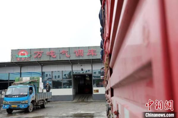 """甘肃静宁""""脱贫果""""逆势出口 新拓中亚和欧美市场"""