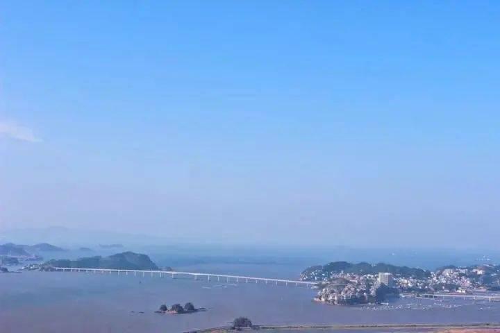 发现不一样的温州丨360°俯瞰海景+海岛博物馆+古道夜游,快把这座东海名楼加入必去榜!