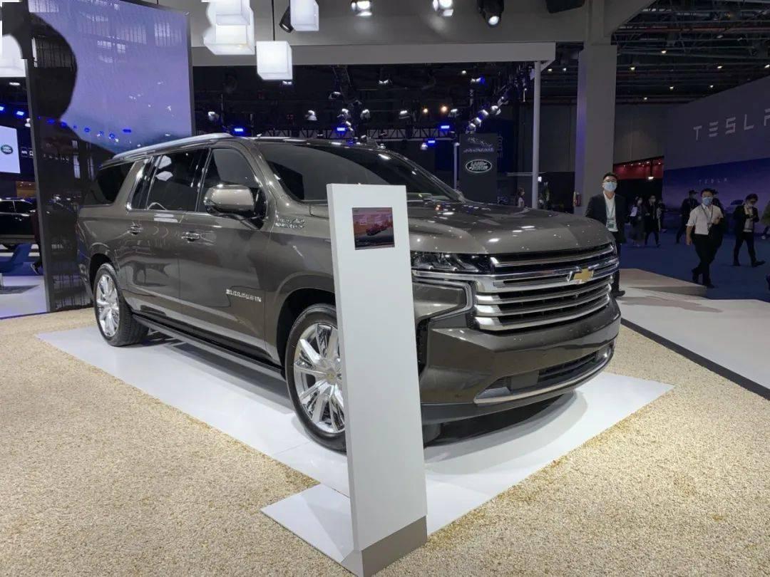 这些全尺寸SUV好帅,这才是男人该有的车!