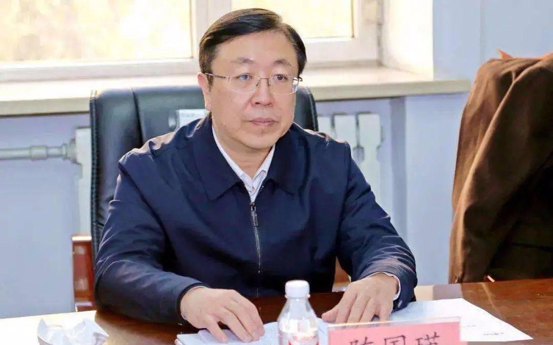 陈国瑛任中国航天科工集团党组副书记