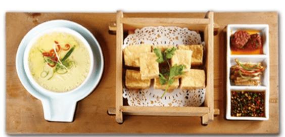 逛街吃三明直播(2) |泰宁最ok的豆腐宴,吞噬了无