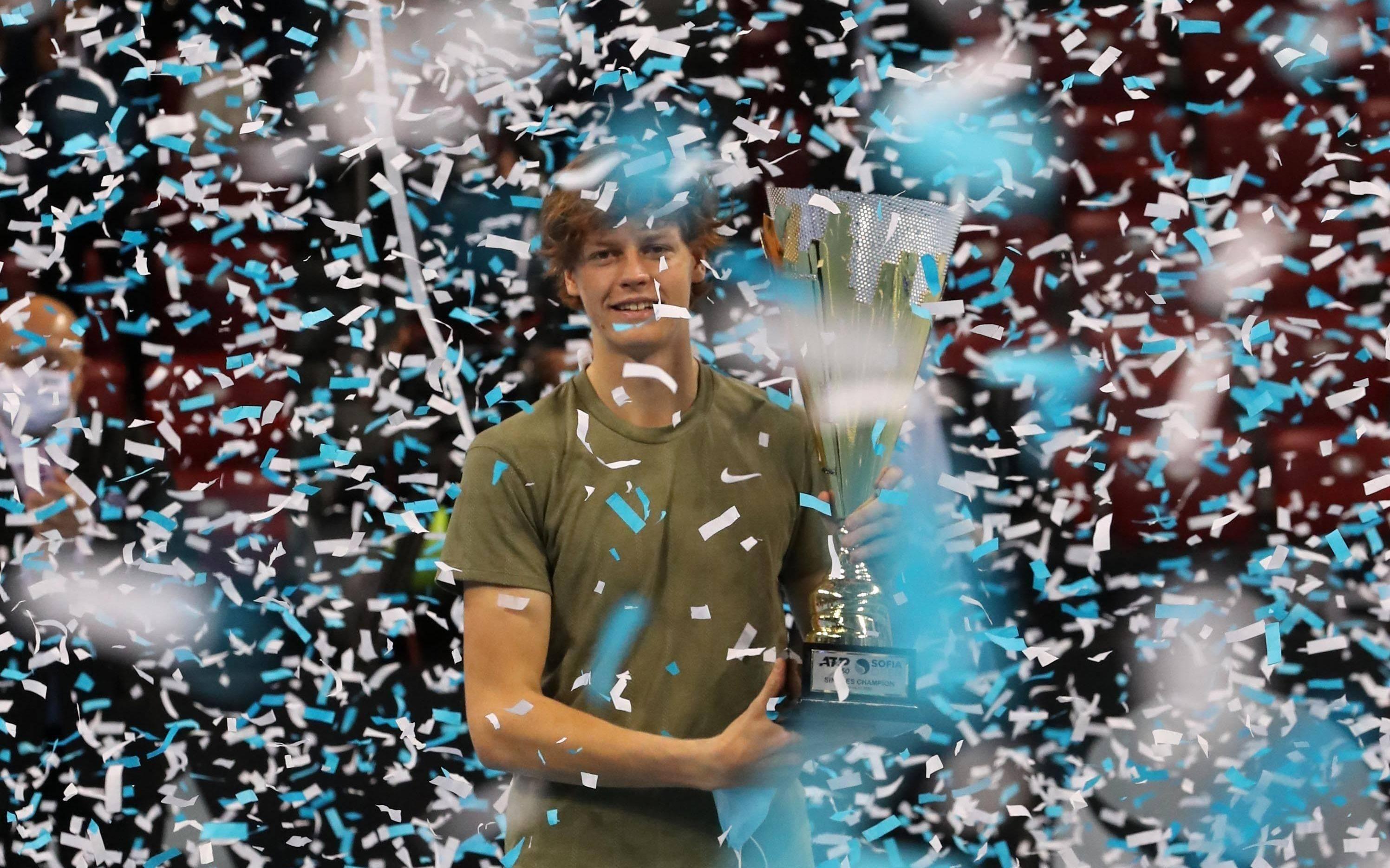 """ATP""""01后""""首冠诞生!网球竟不是他的主项"""