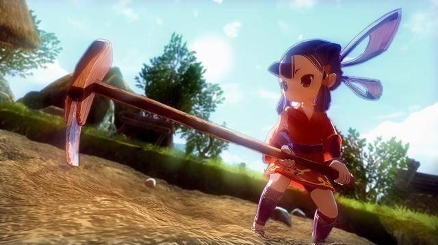 新游《天穗之咲稻姬》在论坛上掀起种田学习之风,农林官网成攻略