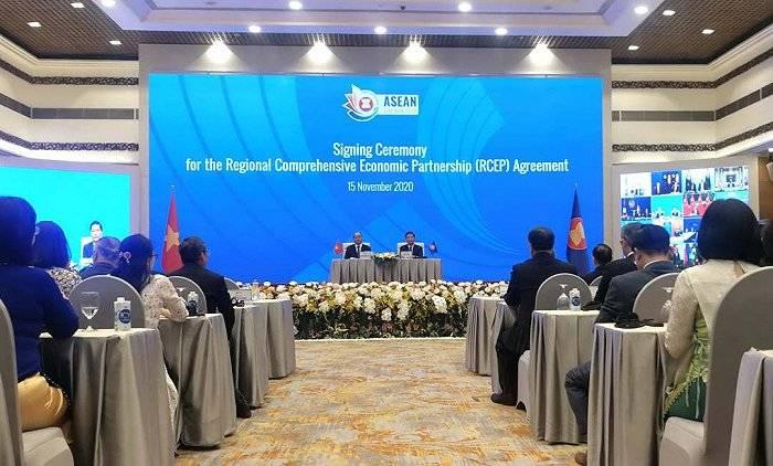15国签署RCEP,全球规模最大的自贸协定达成!