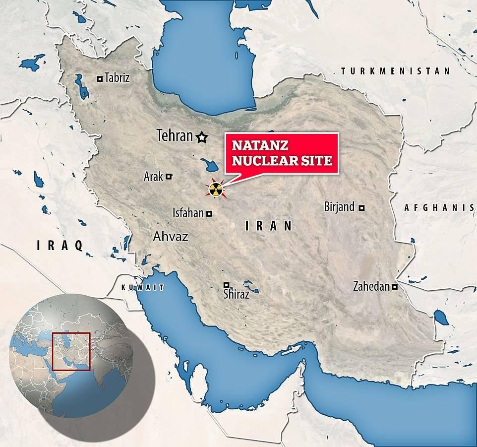 """特朗普企图空袭伊朗核电站,伊朗誓言""""粉碎""""美军任何攻击"""