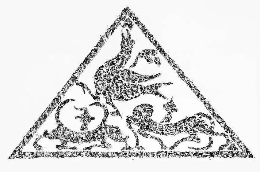 石上风华:从新见汉画像石拓片感受汉代的深沉雄大