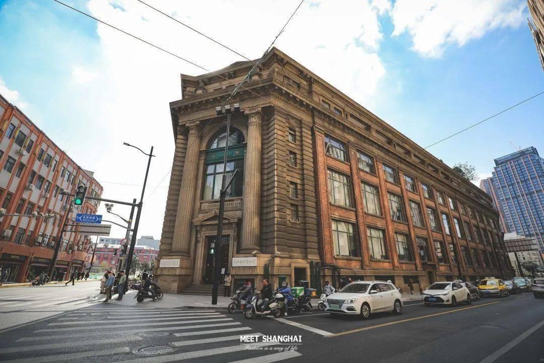 《【天游注册链接】老上海十大建筑之一!这座96岁的博物馆,越来越嗲!》