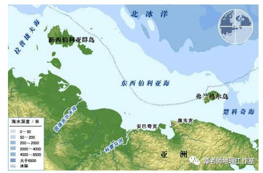 【地理视野】从地理角度看,为何占据西伯利亚的是俄罗斯而不是中国?