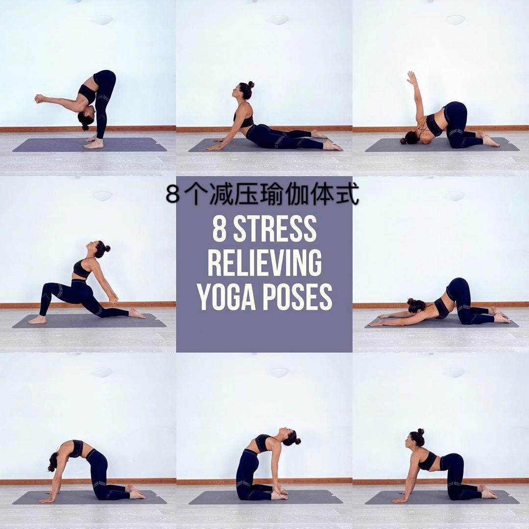 最新出炉的18套瑜伽序列,总有 1 套是你想要的(收藏级)
