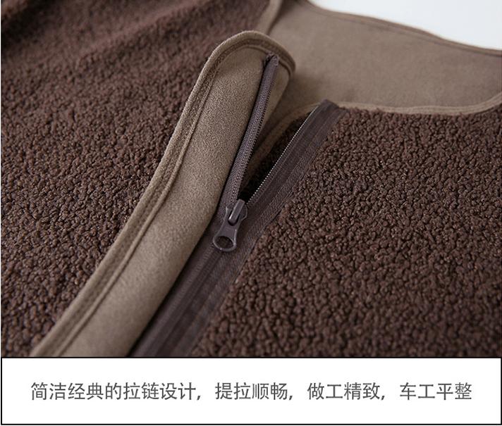 """秋冬小香风""""羊羔绒外套""""!时髦、保暖一件搞定!"""