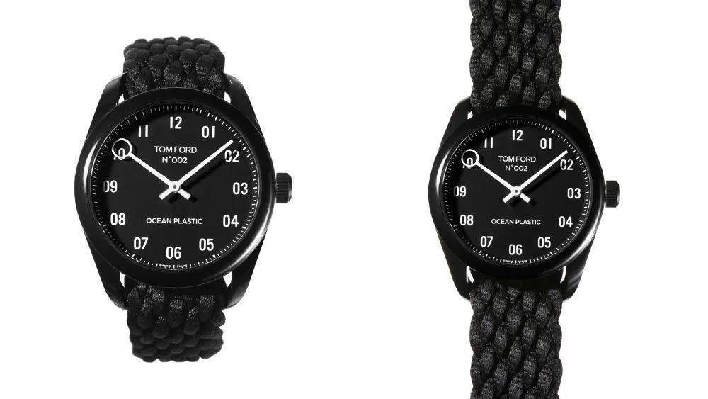 Supreme稀有款T恤将拍卖,Tom Ford推出纯海洋塑料腕表 直男Daily