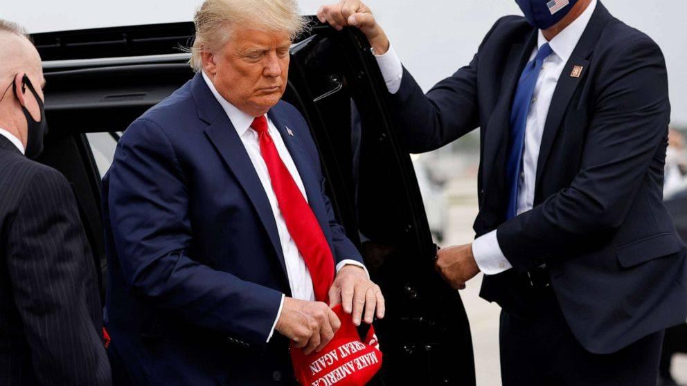 """美媒透露:特勤局正为特朗普的""""卸任生活""""做准备"""