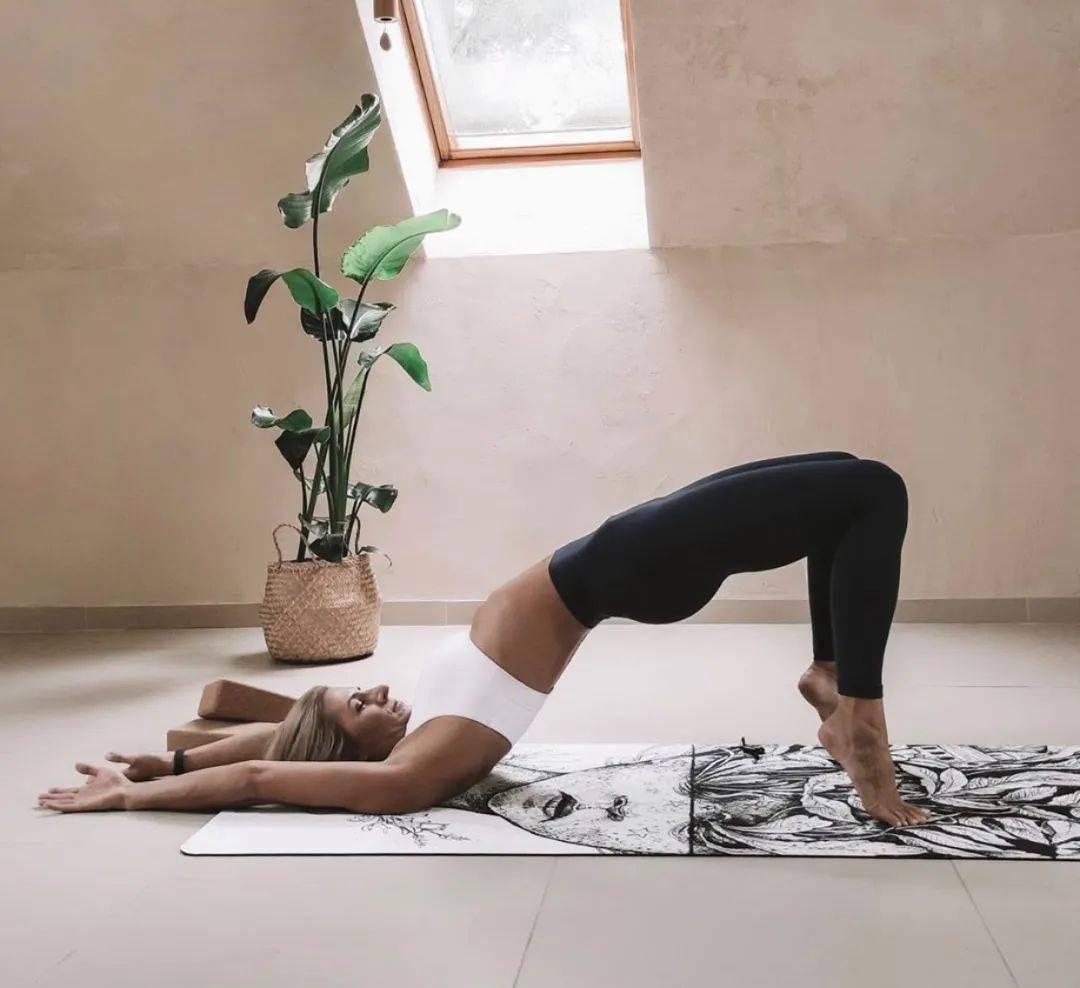 练瑜伽,一练核心腰就痛?或许你该试试这样练!_动态