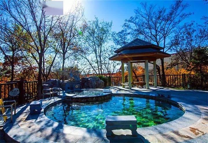 天冷了, 北京9大温泉度假村,开启您的