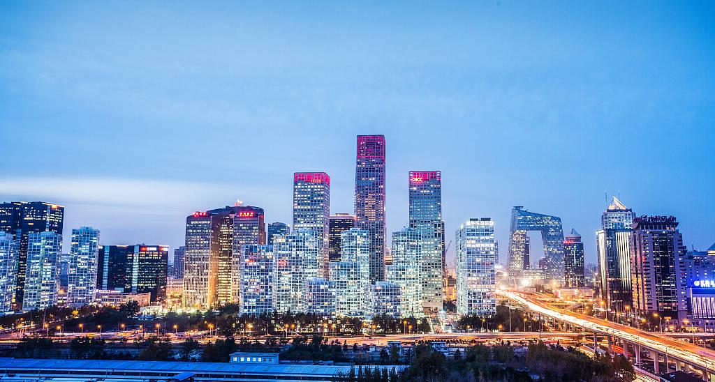 北京朝阳:营造国际化城市空间