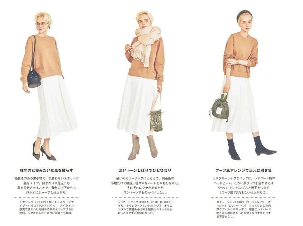 1件衣服=10种风格