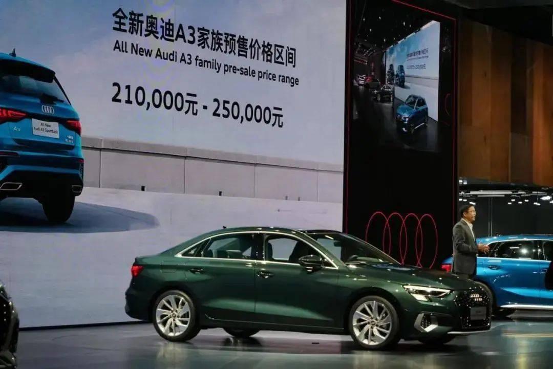 A3/Q5L/Q2L等,奥迪2021年新车规划公布,产品阵容依然非常强大
