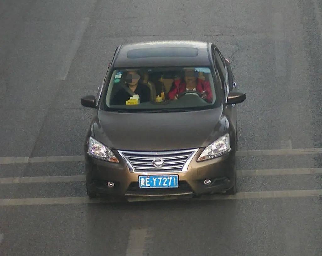 贵州兴义新一批开车不系安全带和不按规定戴头盔被曝光了,看看是哪些?有你认识的吗?