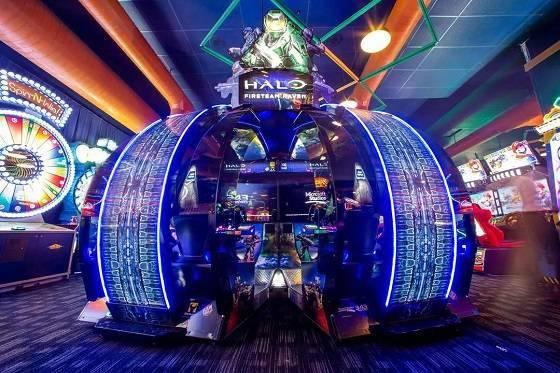 华立科技以多重优势掀起游戏游艺行业新潮流
