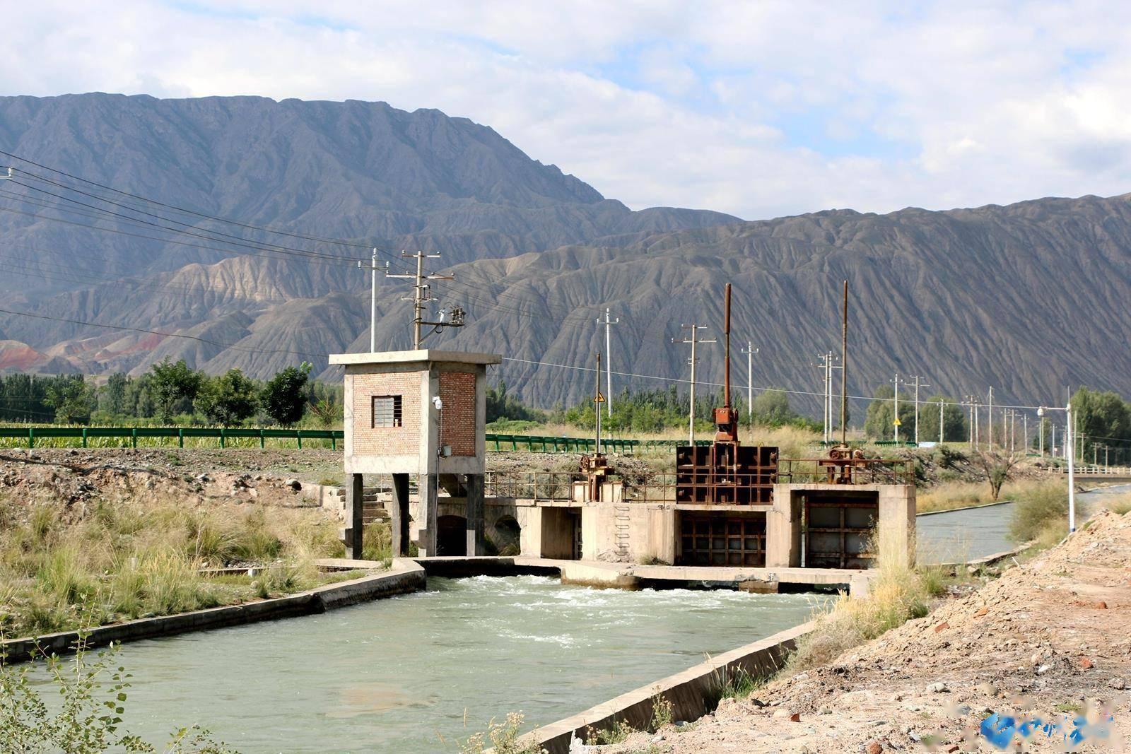 项目贷款融资获批助力甘州区城区备用水源地建设|
