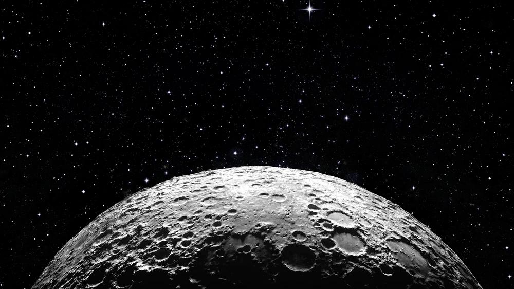 科学家正筹划在月球上建设巨型望远