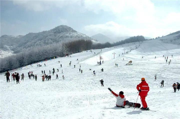 12月5日正式开启!神农架滑雪季不能少了你