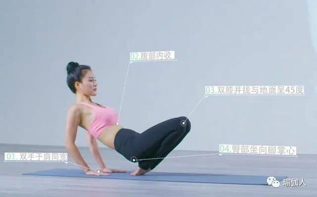 超完整的中级瑜伽体式大全,快来看看你的级别在哪里!