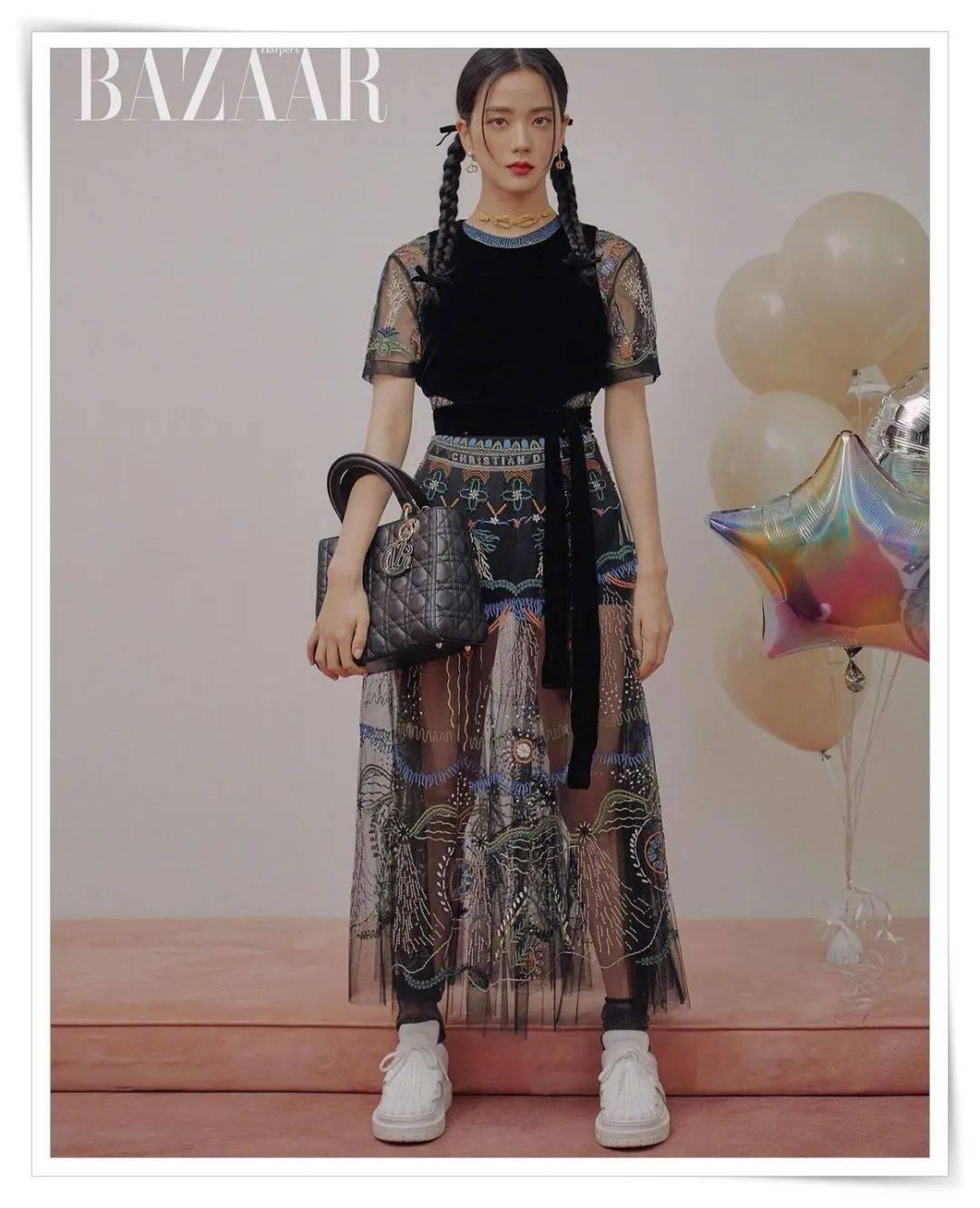 这么多年了,小球鞋配裙子还香吗?