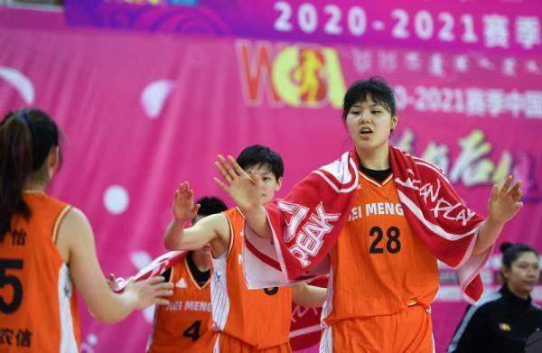 篮球 | WCBA:内蒙古农信胜北京首钢
