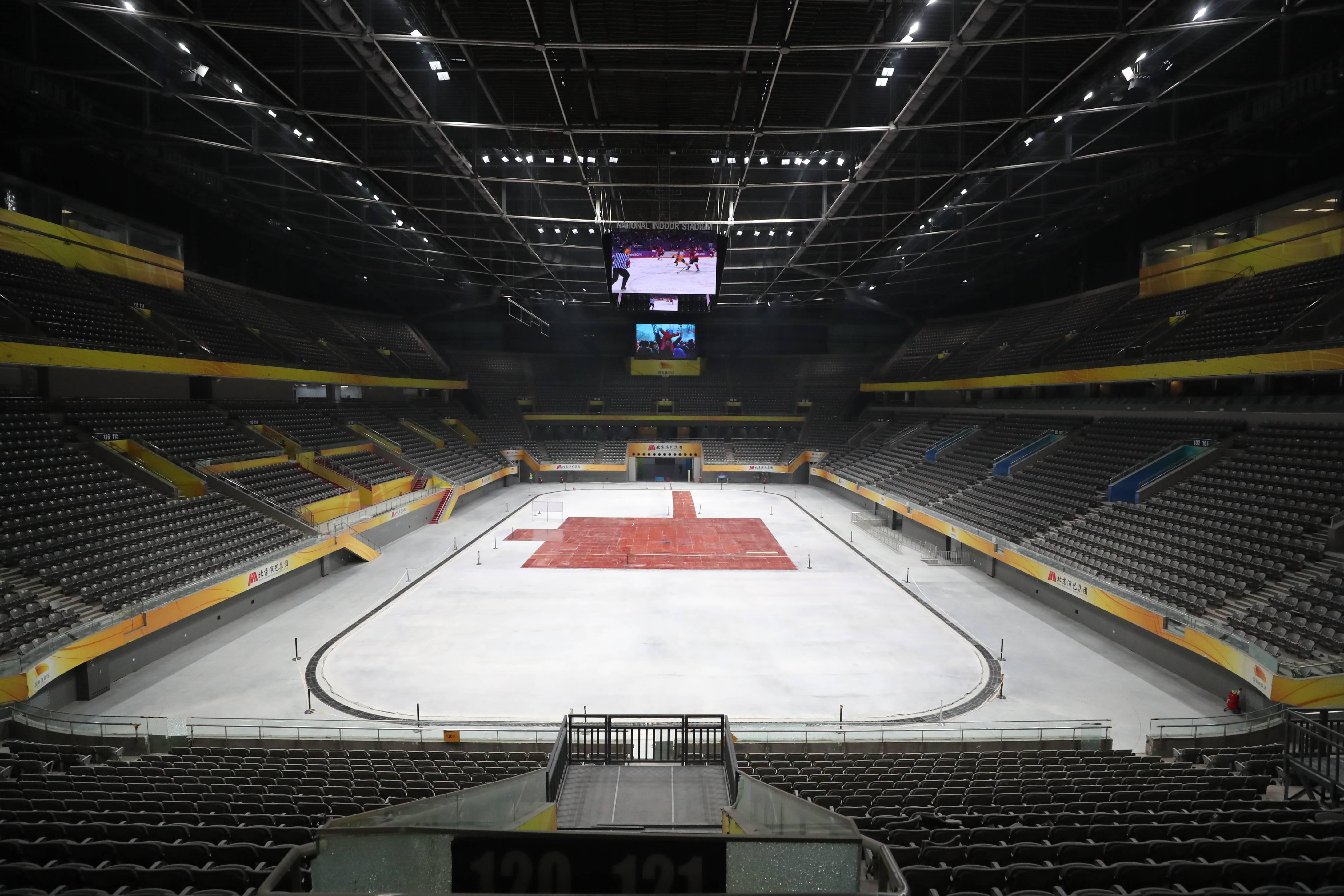 国家体育馆改造工程完工