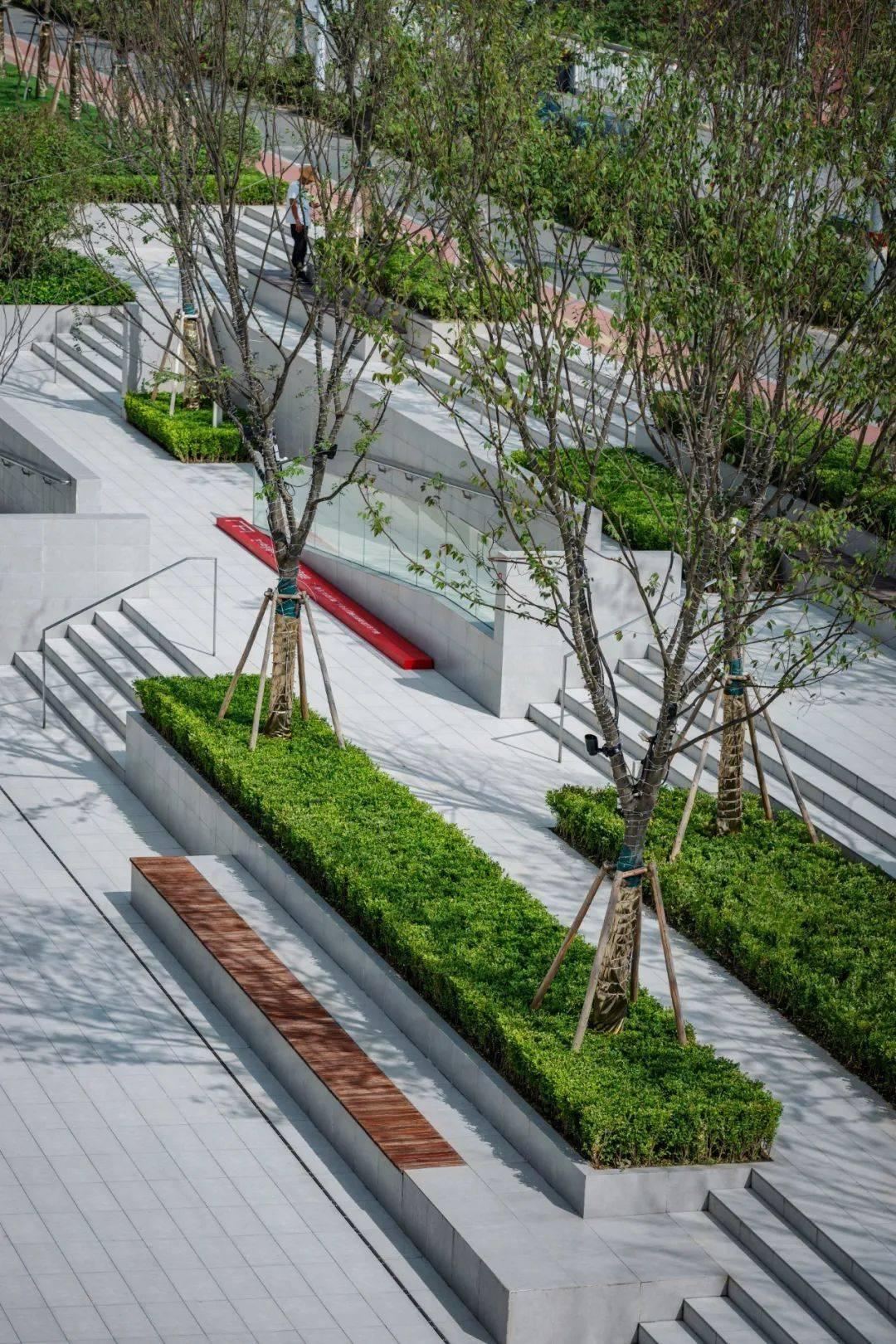 简单广场公园设计图
