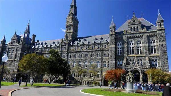 USNews | 美国各院校四年内毕业率最高的学校排名