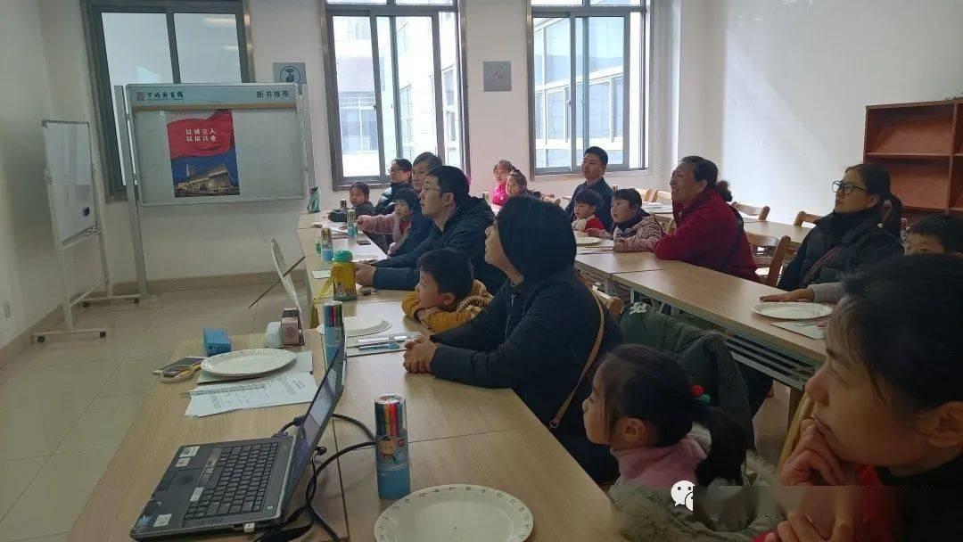 活动回顾 |苗苗小课堂·传统文化之冬至